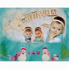1 Year Calendar By Amanda   Wall Calendar 11  X 8 5  (18 Months)   I5inl9tlqrd8   Www Artscow Com Month