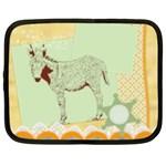 Donkey foal Netbook Case (Large)