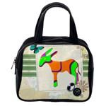 Funky Donkey Classic Handbag (One Side)