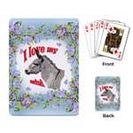 Mini donk Playing Cards Single Design