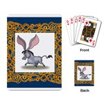 Big ears Playing Cards Single Design