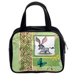 Big ears Classic Handbag (Two Sides)