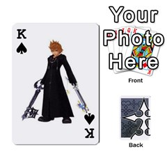 King Luxord s Deck Of Fate By Joe Mccord   Playing Cards 54 Designs   Masae69312l8   Www Artscow Com Front - SpadeK
