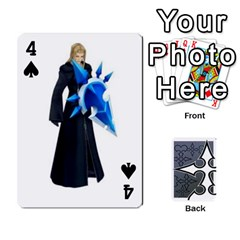Luxord s Deck Of Fate By Joe Mccord   Playing Cards 54 Designs   Masae69312l8   Www Artscow Com Front - Spade4