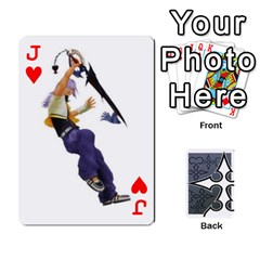 Jack Luxord s Deck Of Fate By Joe Mccord   Playing Cards 54 Designs   Masae69312l8   Www Artscow Com Front - HeartJ