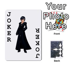 Luxord s Deck Of Fate By Joe Mccord   Playing Cards 54 Designs   Masae69312l8   Www Artscow Com Front - Joker1