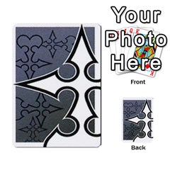Luxord s Deck Of Fate By Joe Mccord   Playing Cards 54 Designs   Masae69312l8   Www Artscow Com Back