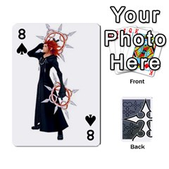 Luxord s Deck Of Fate By Joe Mccord   Playing Cards 54 Designs   Masae69312l8   Www Artscow Com Front - Spade8