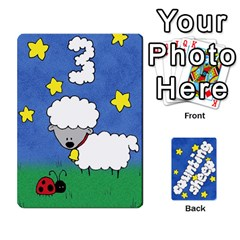 Jack Counting Sheep By Rebekah Bissell   Playing Cards 54 Designs   174sm4rnhei9   Www Artscow Com Front - DiamondJ