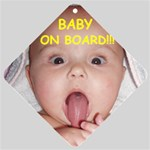 Baby on Board - Car Window Sign