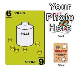 Jack Quacks Treatment Deck By Richard Irving   Playing Cards 54 Designs   Pp033q6h9oo7   Www Artscow Com Front - DiamondJ