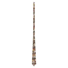 Father s Day Tie By Jessica Navarro   Necktie (two Side)   4evaj6ljtylp   Www Artscow Com Front