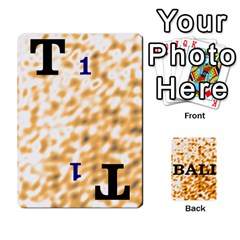 Bali 1 By Timmierz   Playing Cards 54 Designs   867p2b8r14wt   Www Artscow Com Front - Club7