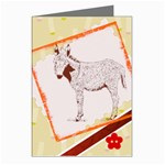 Donkey foal Greeting Cards (Pkg of 8)