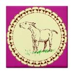 Donkey 2 Tile Coaster