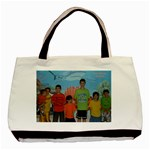 tote bag - Basic Tote Bag (Two Sides)