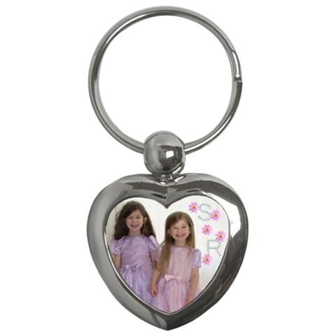 Heart Keychain By Lynne   Key Chain (heart)   Pjlfvkosg9fq   Www Artscow Com Front