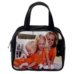 Kid Pics Bag By Kristi   Classic Handbag (two Sides)   Bi8qln9fx8i6   Www Artscow Com Back