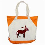 Donkey 6 Accent Tote Bag