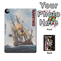Commodore By Wulf Corbett   Playing Cards 54 Designs   Wq3rz1znczhv   Www Artscow Com Front - Club7