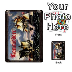 Commodore By Wulf Corbett   Playing Cards 54 Designs   Wq3rz1znczhv   Www Artscow Com Back