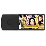 Michael Jackson USB Flash Drive Rectangular (1 GB)