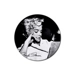 Marilyn Monroe Rubber Coaster (Round)