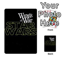 Swwow2 Of 3 By Wulf Corbett   Multi Purpose Cards (rectangle)   Islpy19fvgog   Www Artscow Com Back 52