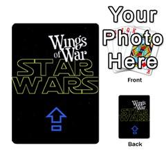 Swwow2 Of 3 By Wulf Corbett   Multi Purpose Cards (rectangle)   Islpy19fvgog   Www Artscow Com Back 19