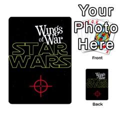 Swwow3 Of 3 By Wulf Corbett   Multi Purpose Cards (rectangle)   F4xmbq6eq77k   Www Artscow Com Back 9
