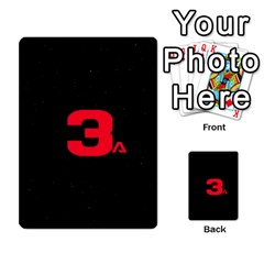Swwow3 Of 3 By Wulf Corbett   Multi Purpose Cards (rectangle)   F4xmbq6eq77k   Www Artscow Com Front 25