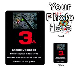 Swwow3 Of 3 By Wulf Corbett   Multi Purpose Cards (rectangle)   F4xmbq6eq77k   Www Artscow Com Front 28