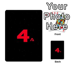 Swwow3 Of 3 By Wulf Corbett   Multi Purpose Cards (rectangle)   F4xmbq6eq77k   Www Artscow Com Front 30