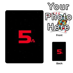 Swwow3 Of 3 By Wulf Corbett   Multi Purpose Cards (rectangle)   F4xmbq6eq77k   Www Artscow Com Front 33