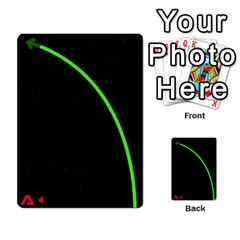 Swwow3 Of 3 By Wulf Corbett   Multi Purpose Cards (rectangle)   F4xmbq6eq77k   Www Artscow Com Front 47