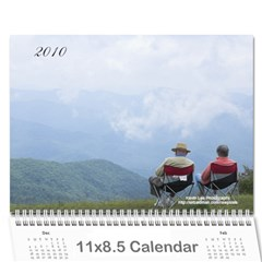 2010 Smoky Mountain Calendar By Kevin Newcomb   Wall Calendar 11  X 8 5  (12 Months)   38khx29x2lnj   Www Artscow Com Cover