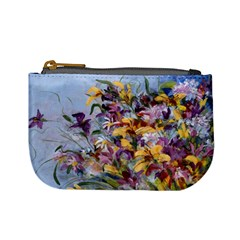 Spring Fling By Alana   Mini Coin Purse   D514vpsycyv1   Www Artscow Com Front