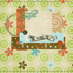 Pages By Sheena   Scrapbook Page 12  X 12    Bzd9zd79vuhs   Www Artscow Com 12 x12 Scrapbook Page - 3