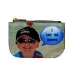 I love you Grandma!  Mini Coin Purse