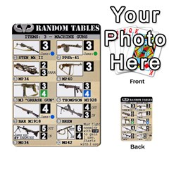 Airborne Deck Layout By James Hebert   Multi Purpose Cards (rectangle)   Zojdh1lc2y9c   Www Artscow Com Front 53