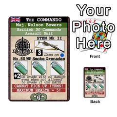 Airborne Deck Layout By James Hebert   Multi Purpose Cards (rectangle)   Zojdh1lc2y9c   Www Artscow Com Front 17