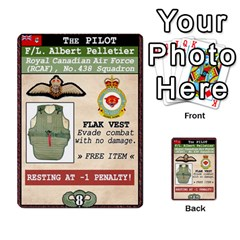 Airborne Deck Layout By James Hebert   Multi Purpose Cards (rectangle)   Zojdh1lc2y9c   Www Artscow Com Front 19
