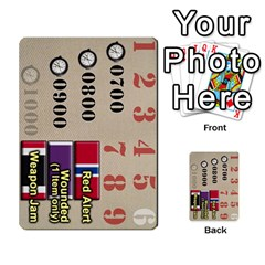 Airborne Deck Layout By James Hebert   Multi Purpose Cards (rectangle)   Zojdh1lc2y9c   Www Artscow Com Front 39