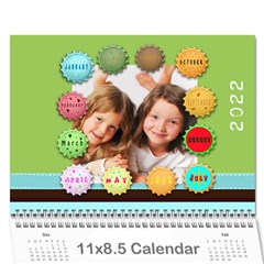 Calender 2015 By Danielle Christiansen   Wall Calendar 11  X 8 5  (12 Months)   Kdd3mf6my2wy   Www Artscow Com Cover