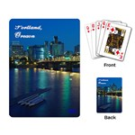 Portland Night Cards - Playing Cards Single Design