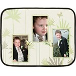 Thats my Boy  Fleece - Fleece Blanket (Mini)