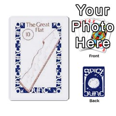 King Dunespiceandheros1to33 By Frank Molina   Playing Cards 54 Designs   Kh6ha9beq0si   Www Artscow Com Front - SpadeK