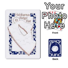 Dunespiceandheros1to33 By Frank Molina   Playing Cards 54 Designs   Kh6ha9beq0si   Www Artscow Com Front - Spade5