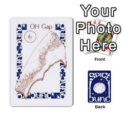 Dunespiceandheros1to33 By Frank Molina   Playing Cards 54 Designs   Kh6ha9beq0si   Www Artscow Com Front - Spade8