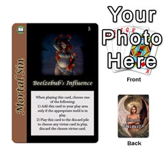 Sinful Rummy   Special Cards By Daisy   Playing Cards 54 Designs   Mc45uxjyl2jl   Www Artscow Com Front - Heart7